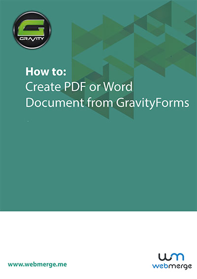 Create PDF or Word Document from Gravity Forms thumbnail