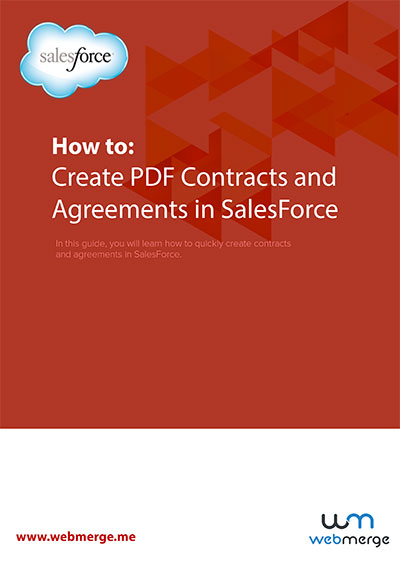 Create Customized Contracts from Salesforce thumbnail