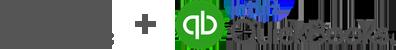 Webmerge to Quickbooks graphic