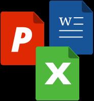 Merge Microsoft Office documents online