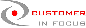 Customer in Focus graphic