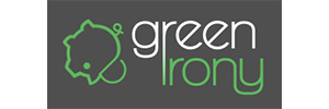 Green Irony graphic