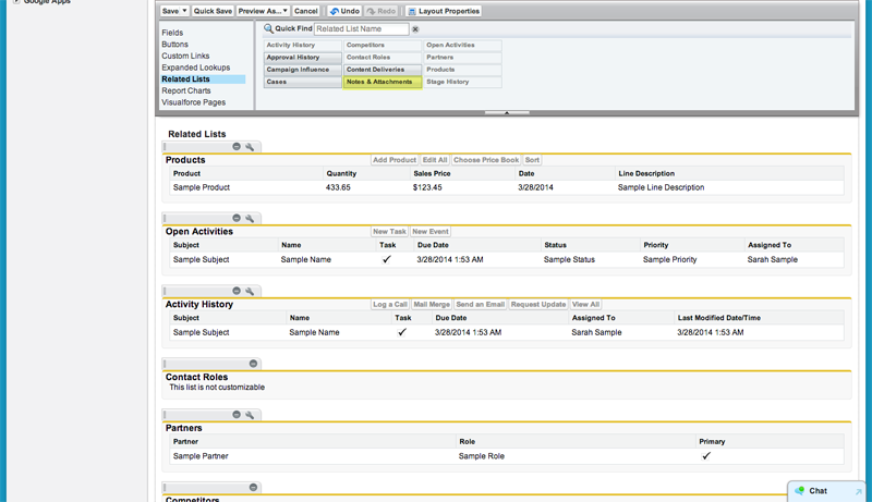 Showing Attachments on Salesforce Records – WebMerge Support